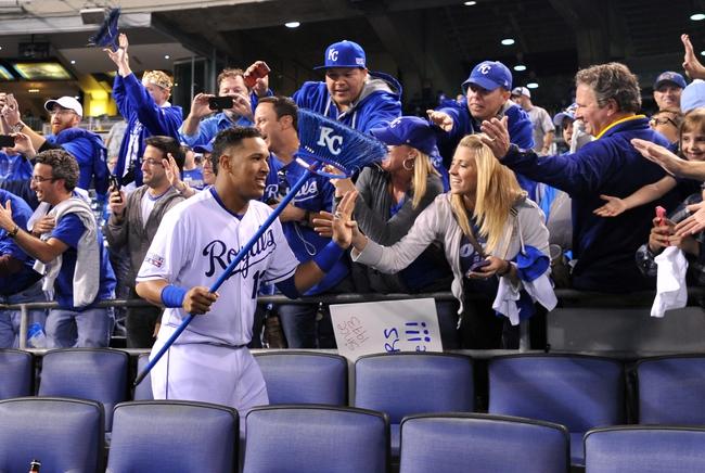 Kansas City Royals vs. Baltimore Orioles - 8/24/15 MLB Pick, Odds, and Prediction