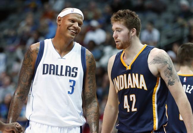 Indiana Pacers vs. Dallas Mavericks 10/18/14 NBA Preseason Pick, Odds, Prediction