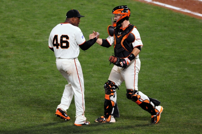 San Francisco Giants vs. St. Louis Cardinals Pick-Odds-Prediction - 10/16/14 NLCS Game Five