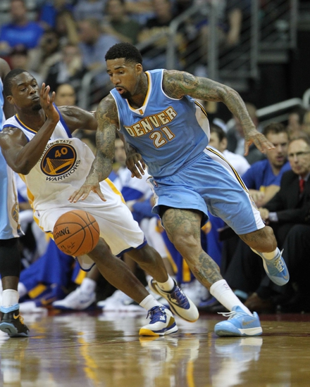 Golden State Warriors vs. Denver Nuggets - 1/19/15 NBA Pick, Odds, and Prediction
