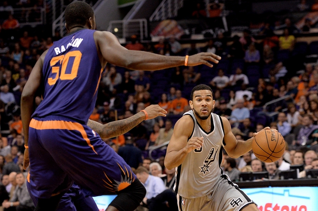 Spurs at Suns - 10/31/14 NBA Pick, Odds, and Prediction