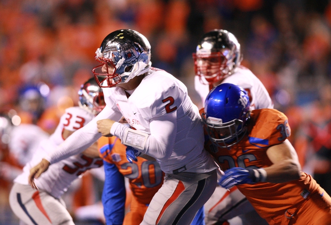 Boise State vs. Fresno State - 12/6/14 College Football Pick, Odds, and Prediction