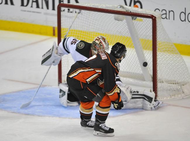 Minnesota Wild vs. Anaheim Ducks - 12/5/14 NHL Pick, Odds, and Prediction