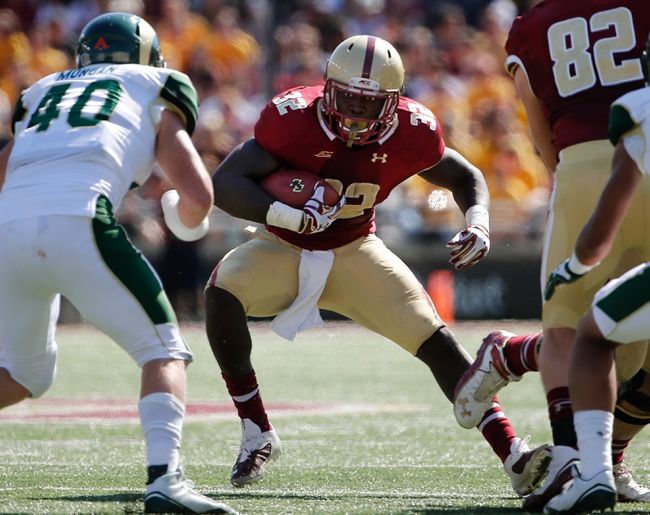 Virginia Tech Hokies vs. Boston College Eagles - 11/1/14 College Football Pick, Odds, and Prediction