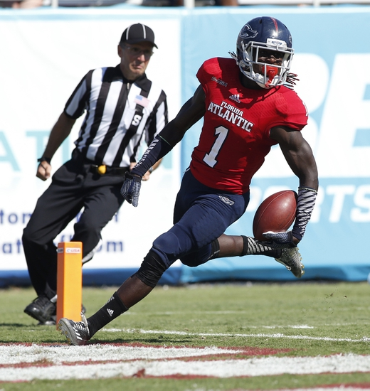 Florida Atlantic Owls vs. Old Dominion Monarchs - 11/29/14 College Football Pick, Odds, and Prediction