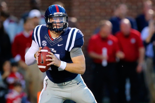 Ole Miss vs. Auburn - 11/1/14 College Football Pick, Odds, and Prediction