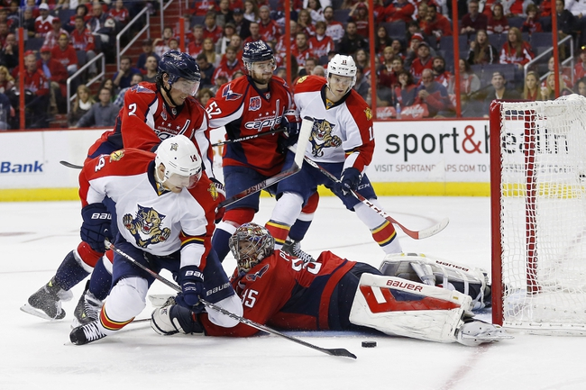 Panthers vs. Capitals - 12/16/14 NHL Pick, Odds, and Prediction