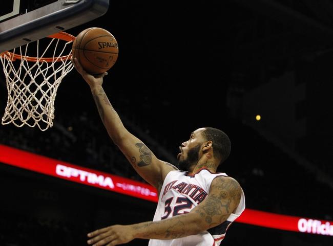 Atlanta Hawks vs. Charlotte Hornets 10/20/14 NBA Preseason Pick, Odds, Prediction