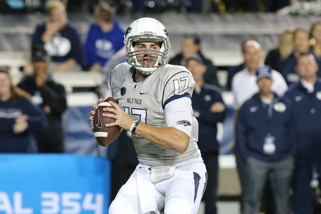 Nevada Wolf Pack vs. San Diego State Aztecs - 11/1/14 College Football Pick, Odds, and Prediction