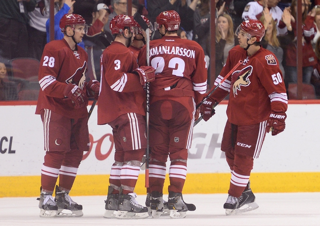 Arizona Coyotes vs. Florida Panthers Pick-Odds-Prediction - 10/25/14
