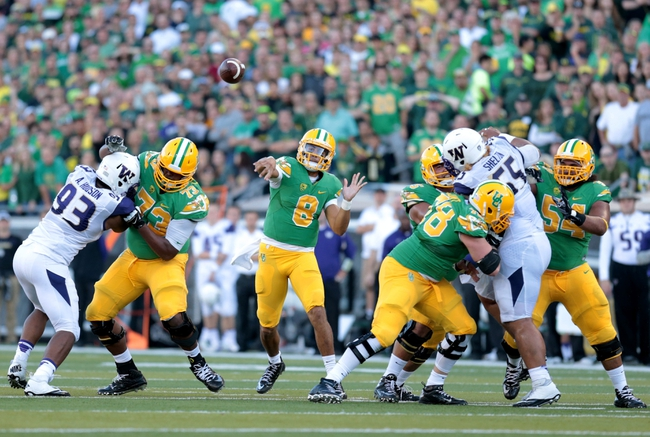 Oregon vs. Stanford - 11/1/14 College Football Pick, Odds, and Prediction