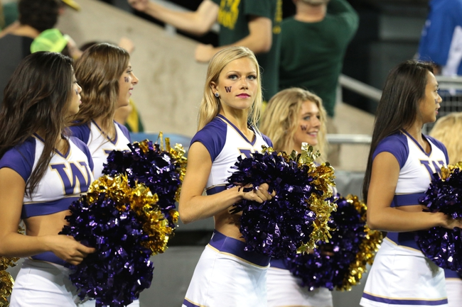 Washington vs. Cal - 9/26/15 College Football Pick, Odds, and Prediction