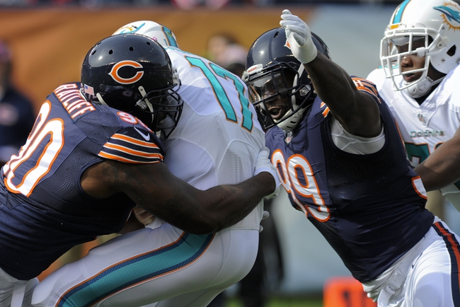 Miami Dolphins at Chicago Bears 10/19/14 NFL Score, Recap, News and Notes