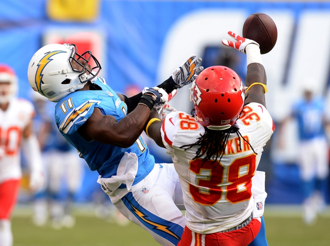 Chiefs vs. Chargers - 12/28/14 NFL Pick, Odds, and Prediction