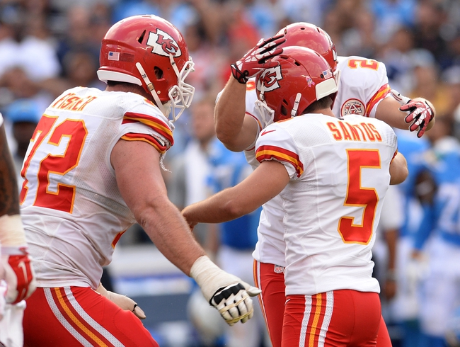 Rams at Chiefs - 10/26/14 NFL Pick, Odds, Prediction
