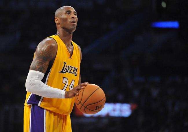 Los Angeles Lakers vs. Houston Rockets - 10/28/14
