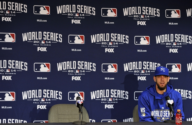 San Francisco Giants at Kansas City Royals - 10/21/14 World Series Pick, Odds, Prediction