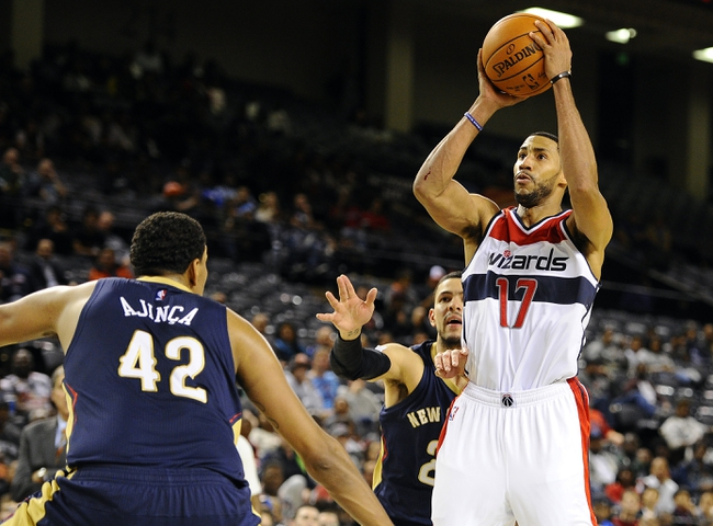 Wizards vs. Pelicans - 11/29/14 NBA Pick, Odds, and Prediction