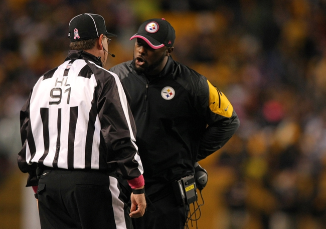 Colts at Steelers - 10/26/14 NFL Pick, Odds, Prediction