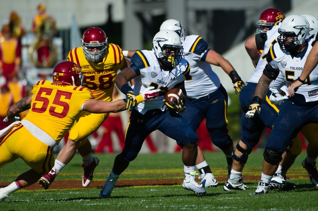 Toledo vs. Eastern Michigan - 10/17/15 College Football Pick, Odds, and Prediction