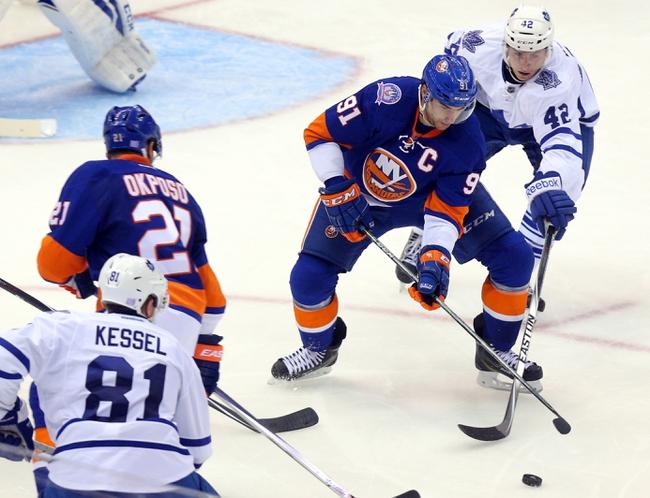 New York Islanders vs. Toronto Maple Leafs - 2/12/15 NHL Pick, Odds, and Prediction
