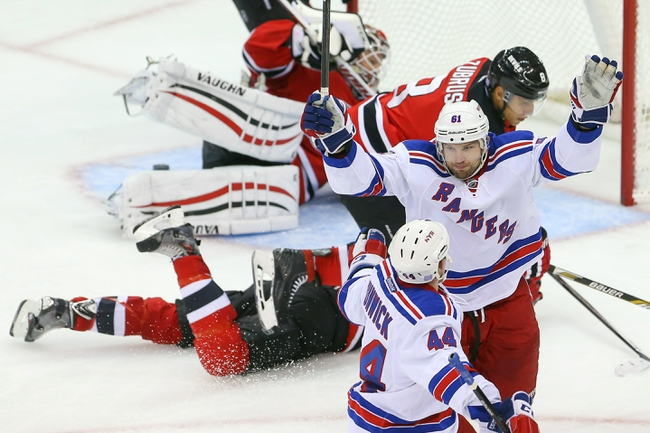 Rangers vs. Devils - 12/27/14 NHL Pick, Odds, and Prediction