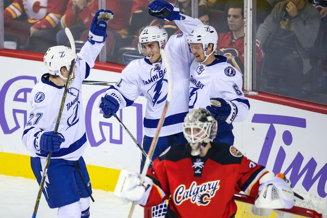 Tampa Bay Lightning vs. Calgary Flames - 11/6/14 NHL Pick, Odds, and Prediction