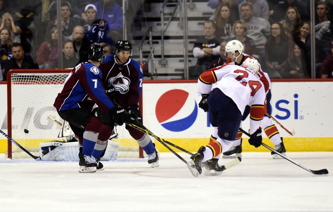 Panthers vs. Avalanche - 1/15/15 NHL Pick, Odds, and Prediction