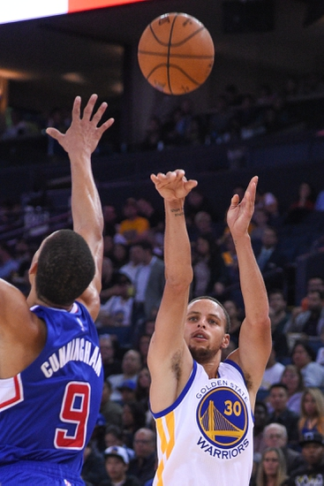 Golden State Warriors vs. Los Angeles Clippers - 11/5/14 NBA Pick, Odds, and Prediction