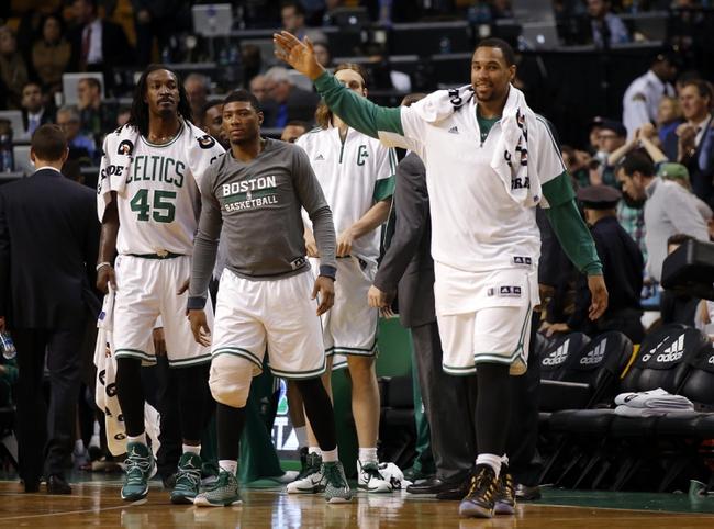 Boston Celtics vs. Brooklyn Nets - 10/29/14 NBA Pick, Odds, and Prediction