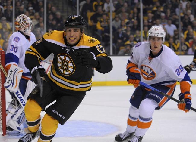 Islanders vs. Bruins -  NHL Pick, Odds, and Prediction
