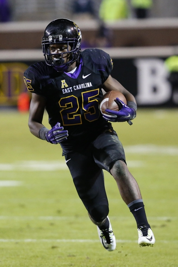 East Carolina Pirates vs. Tulane Green Wave - 11/22/14 College Football Pick, Odds, and Prediction