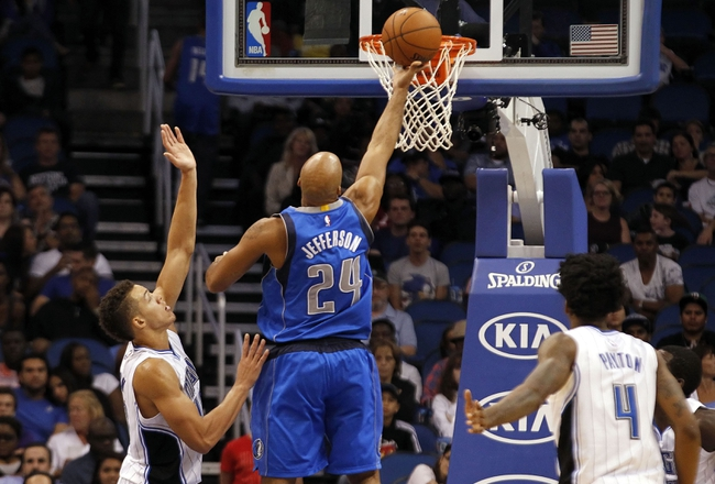 Magic vs. Mavericks - 1/31/15 NBA Pick, Odds, and Prediction