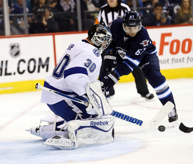 Tampa Bay Lightning vs. Winnipeg Jets - 3/14/15 NHL Pick, Odds, and Prediction
