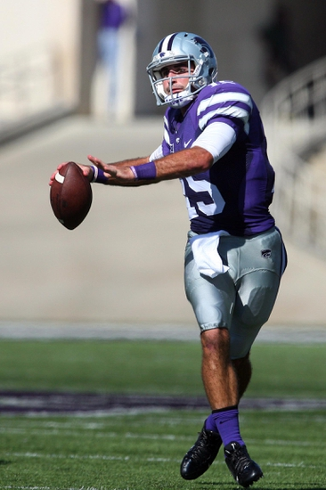 Kansas State vs. Oklahoma State - 11/1/14 College Football Pick, Odds, and Prediction
