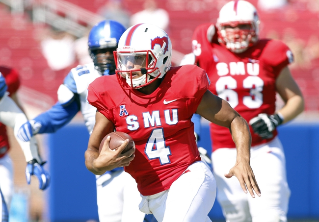 Southern Methodist Mustangs vs. South Florida Bulls - 11/15/14 College Football Pick, Odds, and Prediction