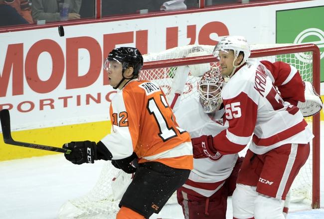 Detroit Red Wings vs. Philadelphia Flyers - 11/26/14 NHL Pick, Odds, and Prediction