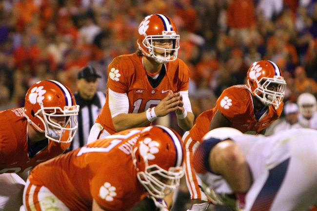Georgia Tech Yellow Jackets vs. Clemson Tigers - 11/15/14 College Football Pick, Odds, and Prediction