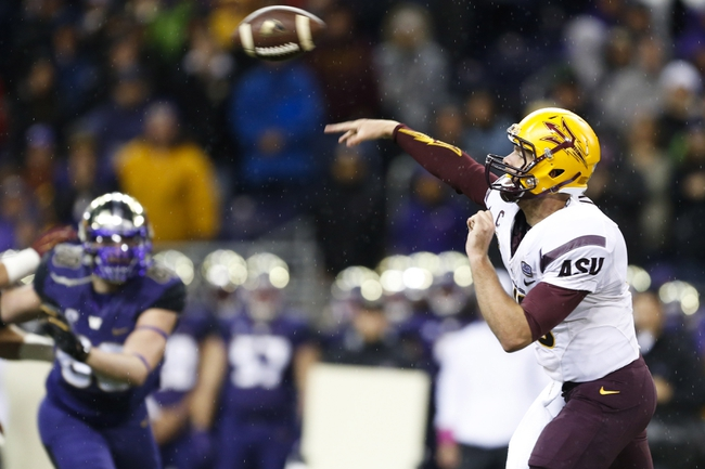 Arizona State vs. Utah - 11/1/14 College Football Pick, Odds, and Prediction