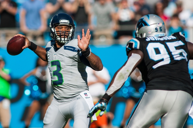 Carolina Panthers at Seattle Seahawks- 1/10/15 NFL Pick, Odds, and Prediction
