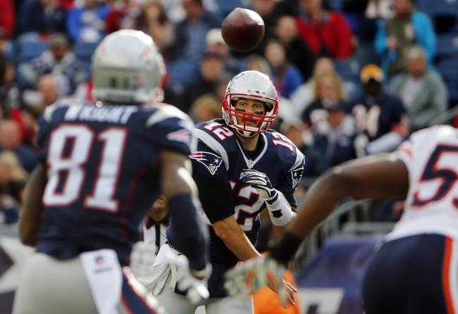 New England Patriots vs. Denver Broncos - 11/2/14 NFL Pick, Odds, and Prediction
