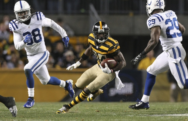 Fantasy Football 2015: Colts at Steelers Week 13 Preview