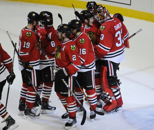Ottawa Senators vs. Chicago Blackhawks - 10/30/14 NHL Pick, Odds, and Prediction
