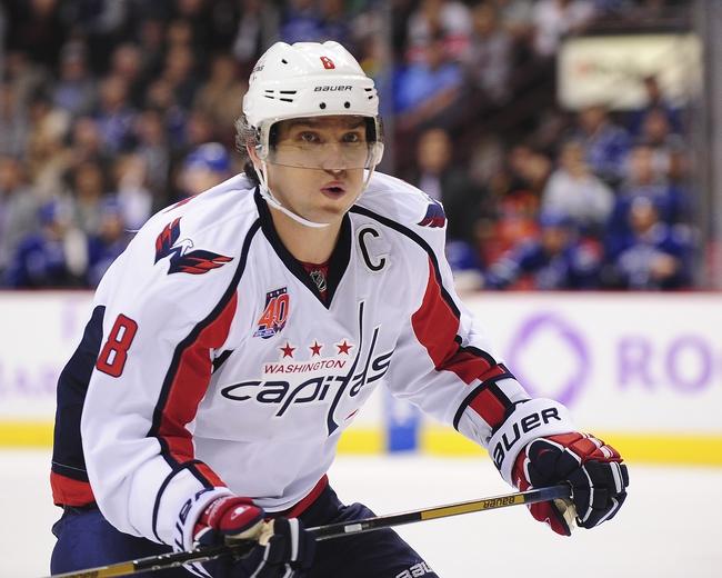 Washington Capitals vs. Arizona Coyotes - 11/2/14 NHL Pick, Odds, and Prediction