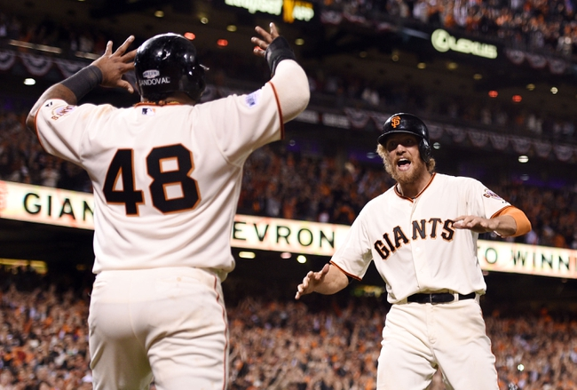 Kansas City Royals vs. San Francisco Giants - 10/28/14 MLB Pick, Odds, and Prediction World Series Game Six