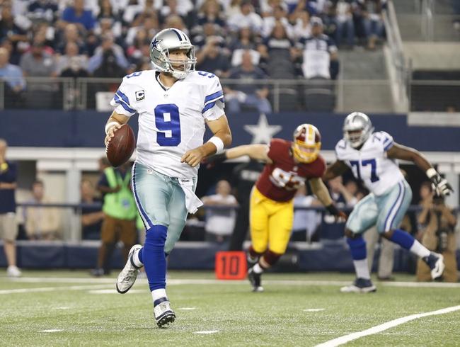Redskins vs. Cowboys - 12/28/14 NFL Pick, Odds, and Prediction