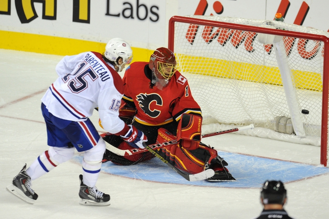 Montreal Canadiens vs. Calgary Flames - 11/2/14 NHL Pick, Odds, and Prediction