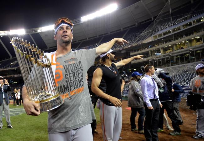 MLB News: Major League Baseball Power Rankings As Of 10/30/14