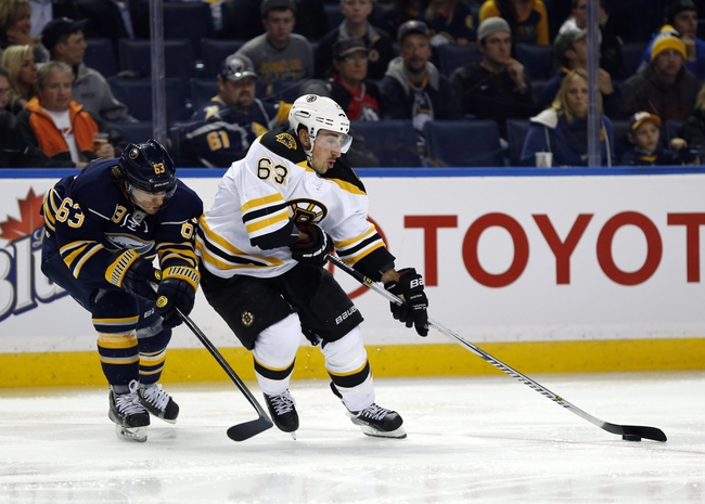 Bruins vs. Sabres - 12/21/14 NHL Pick, Odds, and Prediction