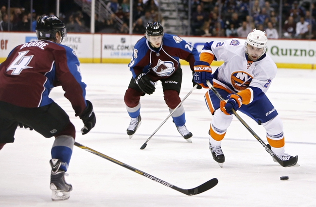 Islanders vs. Avalanche - 11/11/14 NHL Pick, Odds, and Prediction